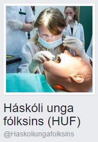 Háskóli unga fólksins (HUF)